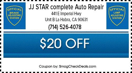 JJ Star Complete Auto Repair